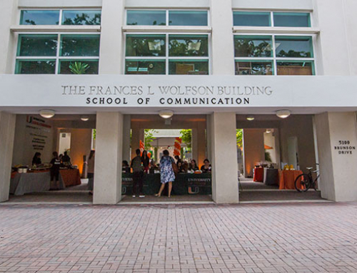 Celebrating the 2019-2020 Recipients of the University of Miami School of Communication End-of-Year Awards
