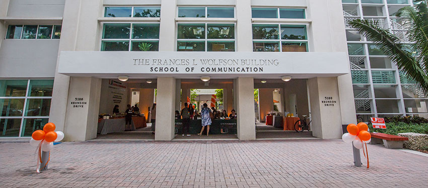 University of Miami School of Communication