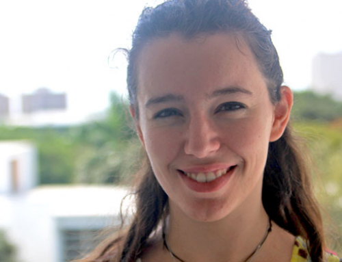 Aurora Occa: Reaching global audiences through her passion for health communication