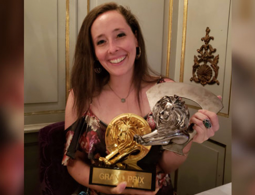 Advertising Alumna Wins Top Award at Cannes Lions