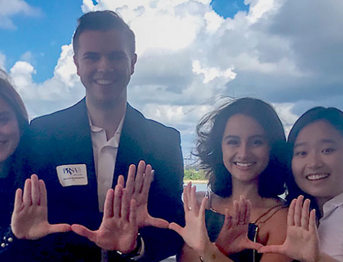 Four UM SoC Students Win Ev Clay/PRSA Miami Chapter Scholarships