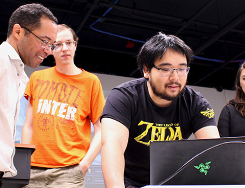 Graduate Interactive Media Program Named a Top Program for Game Design