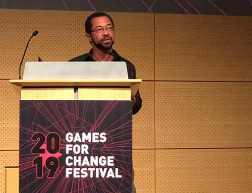Lindsay Grace Receives Games for Change Festival Vanguard Award