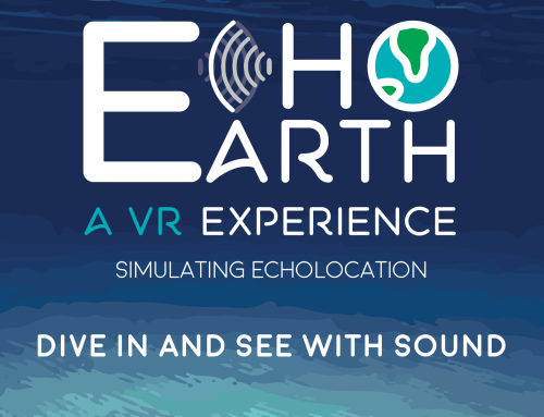Echo Earth Experience: A VR Simulation of Echolocation