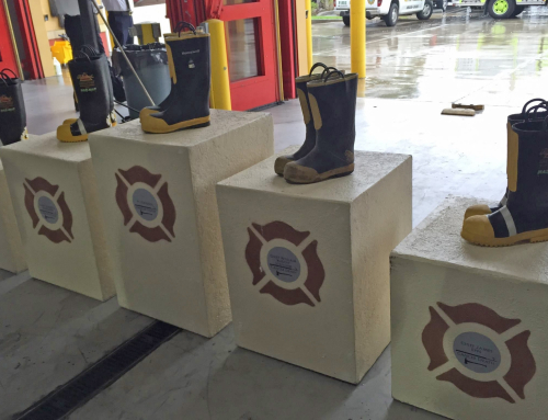 Clean Gear as the New Badge of Honor: Cancer Prevention Campaign for Firefighters