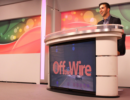 'Off the Wire,' UMTV's Sketch Comedy Show