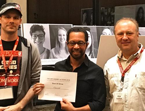 'Healer' Wins Best of Show at ICIDS