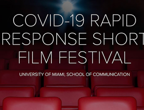 Cinematic Arts Develops Online International Film Festival in Response to COVID-19 Pandemic
