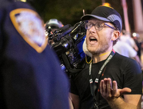 Are Journalists Being Targeted During This Current Civil Unrest?