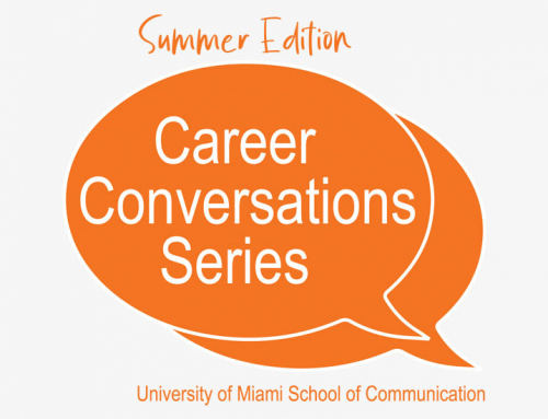 Career Conversations Series Brings Networking and Professional Advice to UM