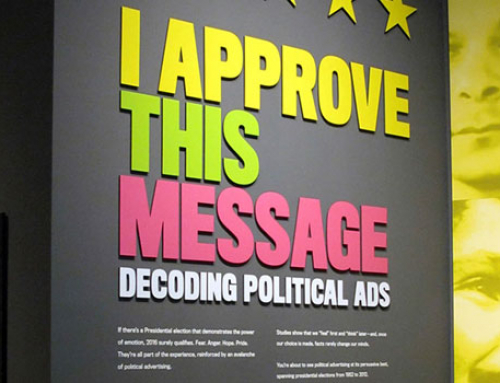 Internet's Immediacy Gives Political Advertising a Boost