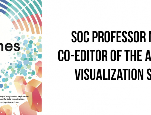 SoC Professor Named Co-Editor of the AK Peters Visualization Series