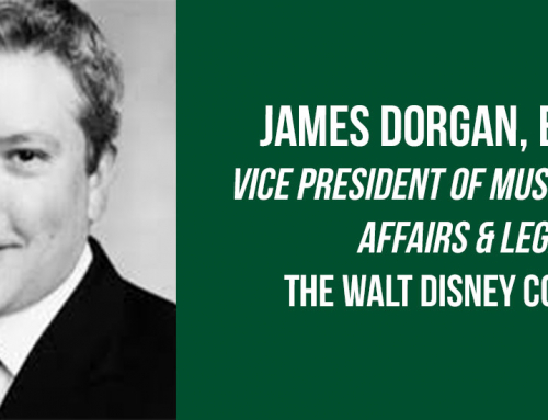 The Career Conversations Series is Back with Alumni Guest Speaker James Dorgan
