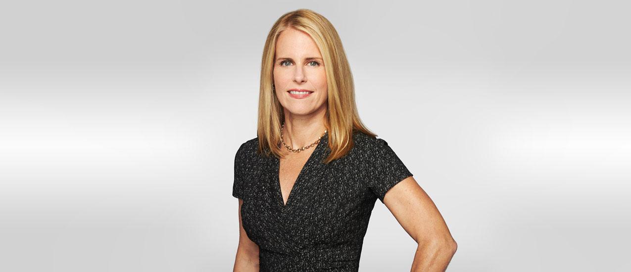 Jennifer Mirgorod, head of Sales and Account Management at WarnerMedia Sales and Distribution.