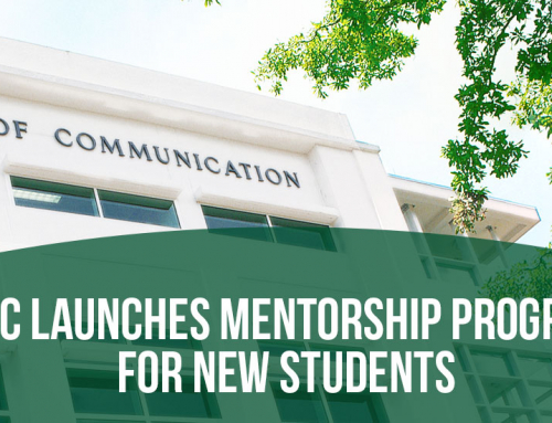 The Dean's Student Circle Launches Mentorship Program for New Students