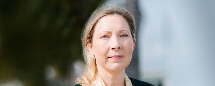 Christina Lane, chair and associate professor in the Department of Cinematic Arts, has devoted her research in film studies to the subject of women in the film industry.