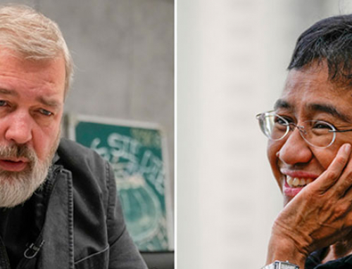 'Journalism Peace Prize' Highlights the Risks, Roles of Journalists